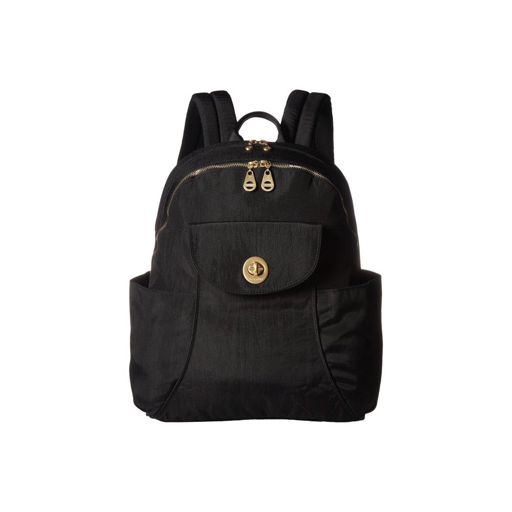 バッガリーニ レディース バッグ パソコンバッグ【Barcelona Laptop Backpack】Black