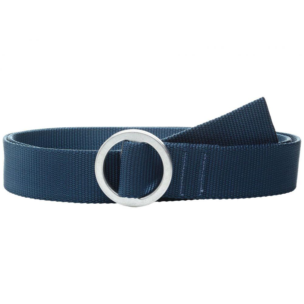 トポ デザイン レディース ベルト【Web Belt】Dark Blue