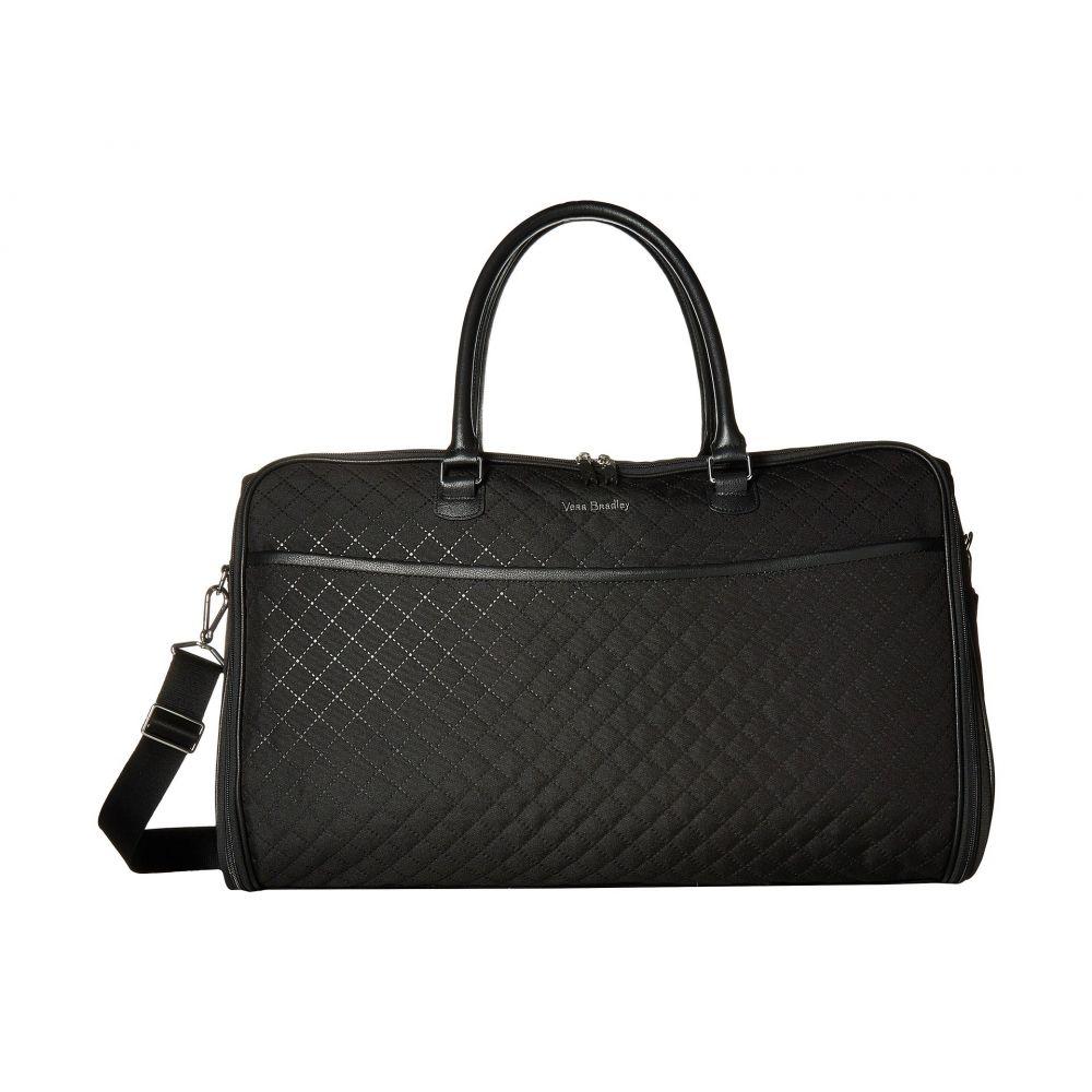 ヴェラ ブラッドリー レディース バッグ【Iconic Convertible Garment Bag】Classic Black