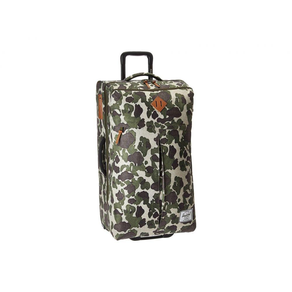 ハーシェル サプライ レディース バッグ スーツケース・キャリーバッグ【Parcel】Frog Camo