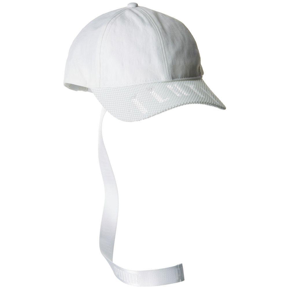 プーマ レディース 帽子 キャップ【Puma x Fenty by Rihanna Perforated Cap】Bright White