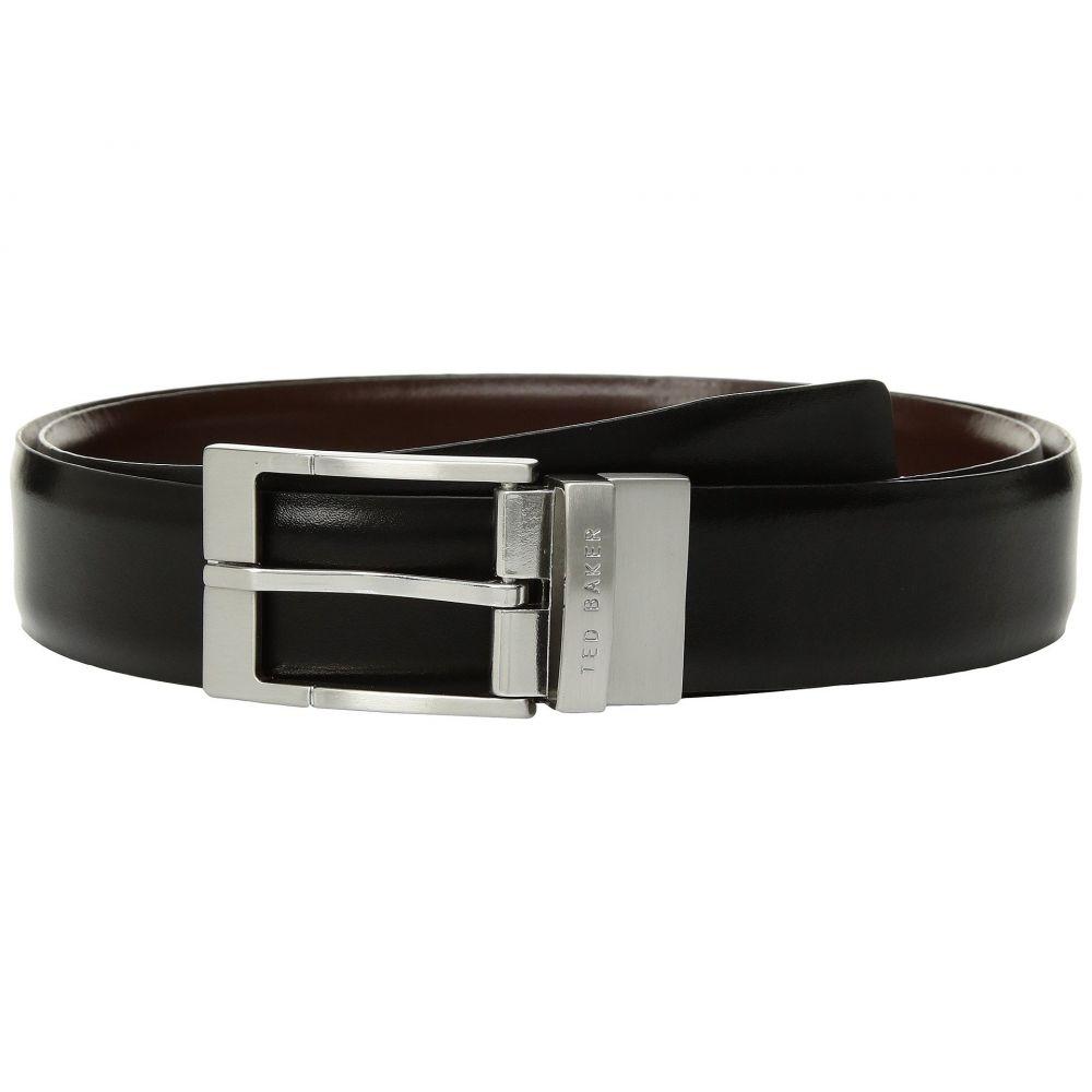 テッドベーカー メンズ ベルト【Connary Reversible Belt】Black 1