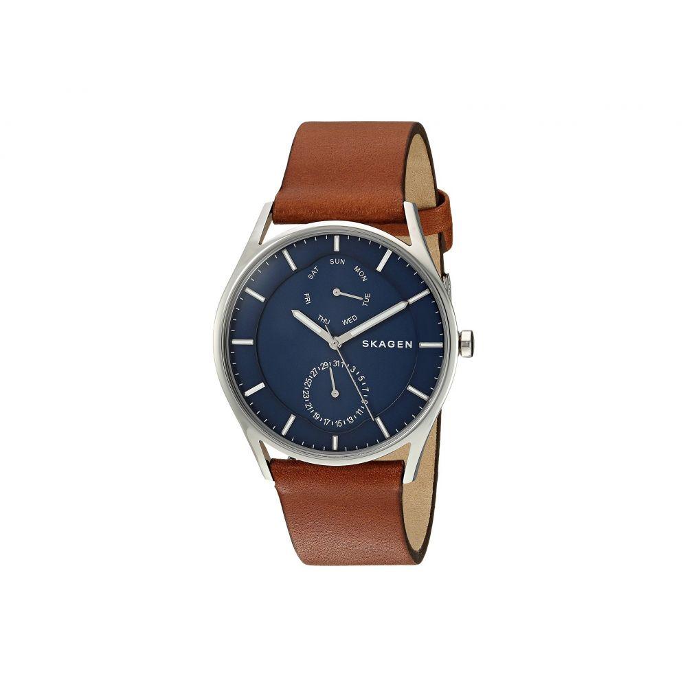 スカーゲン メンズ 腕時計【Holst - SKW6449】Brown