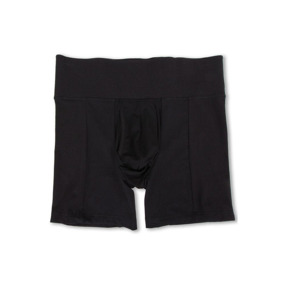 ファッションの スパンクス Boxer メンズ スパンクス インナー・下着 ボクサーパンツ Brief】Black【Slim-Waist Boxer Brief】Black, アドパック:2c7d05ac --- supercanaltv.zonalivresh.dominiotemporario.com