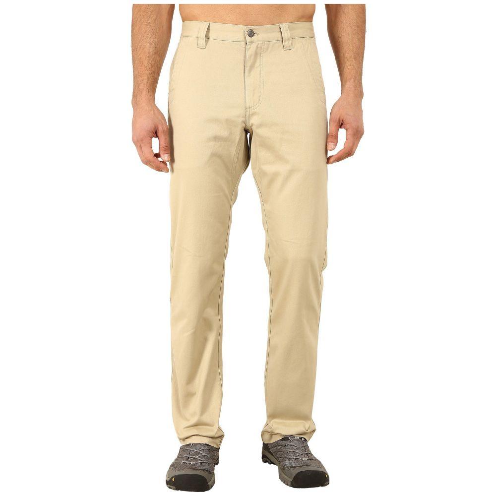 マウンテンカーキス メンズ ボトムス・パンツ チノパン【Slim Fit Teton Twill Pant】Sand