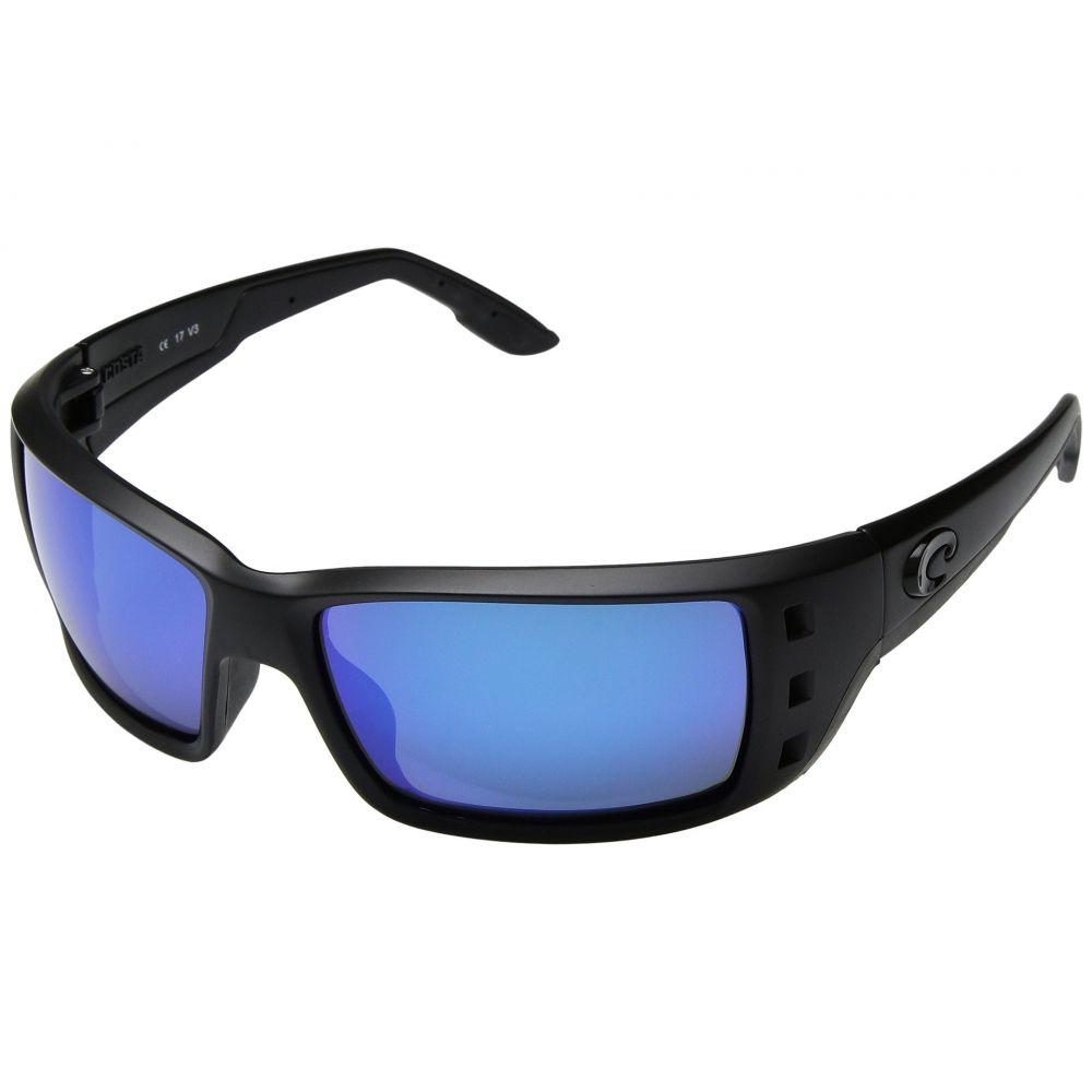 コスタ メンズ スポーツサングラス【Permit】Blackout Frame/Blue Mirror Glass W580
