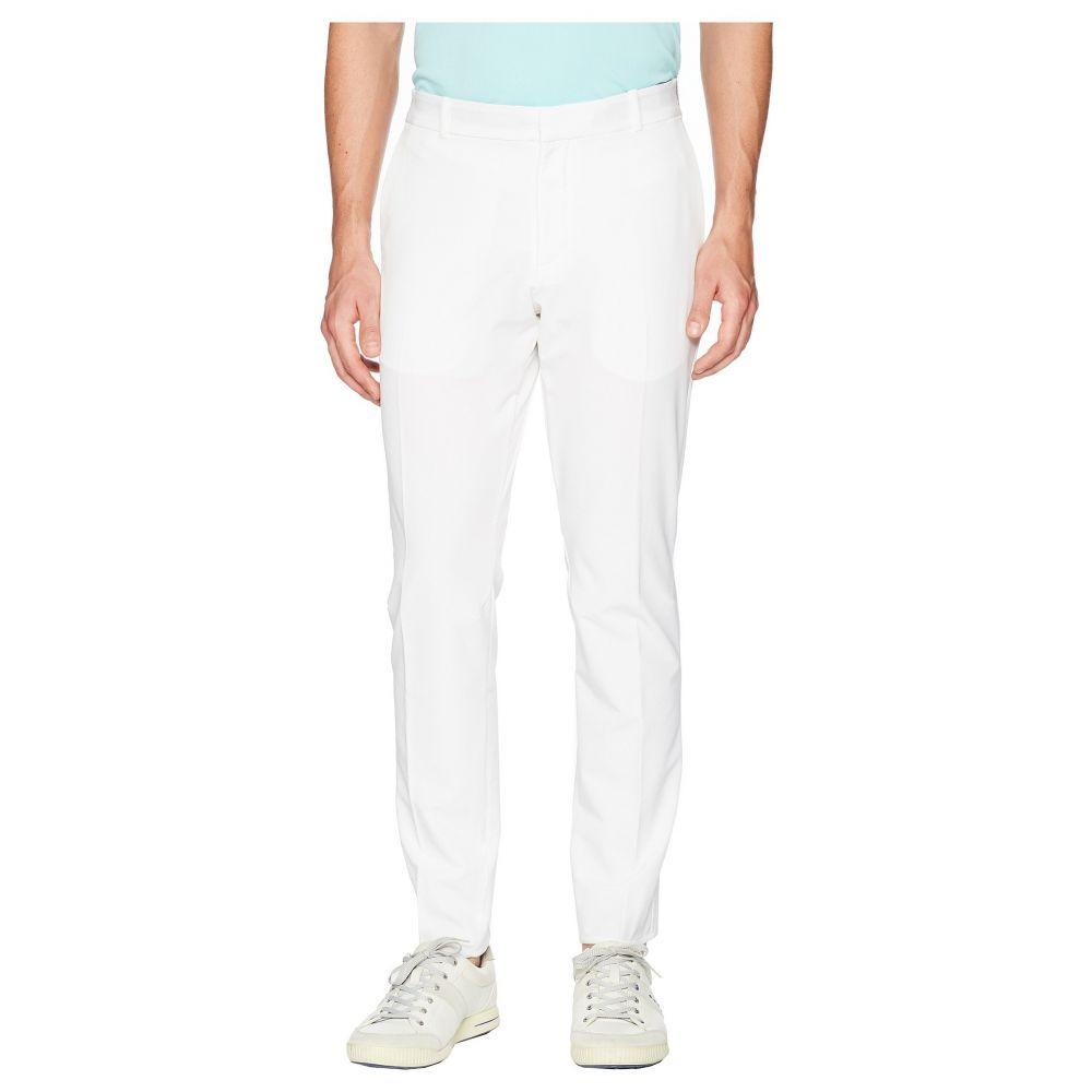ナイキ メンズ ゴルフ ボトムス・パンツ【Flex Pants】White/Flat Silver