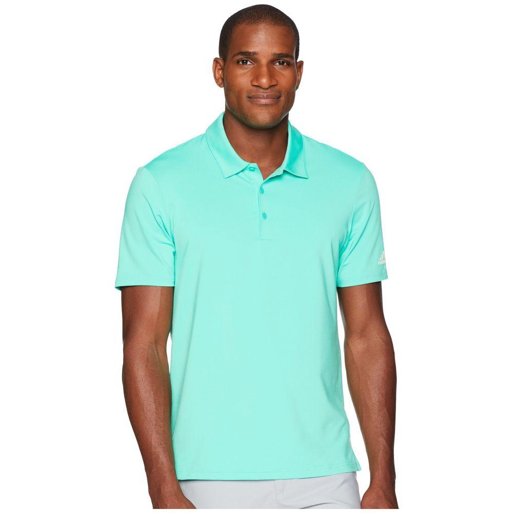 最安価格 アディダス メンズ ゴルフ メンズ トップス【Ultimate Solid アディダス Green Polo】Hi-Res Green, ホビーショップてづか:752bfa02 --- blablagames.net