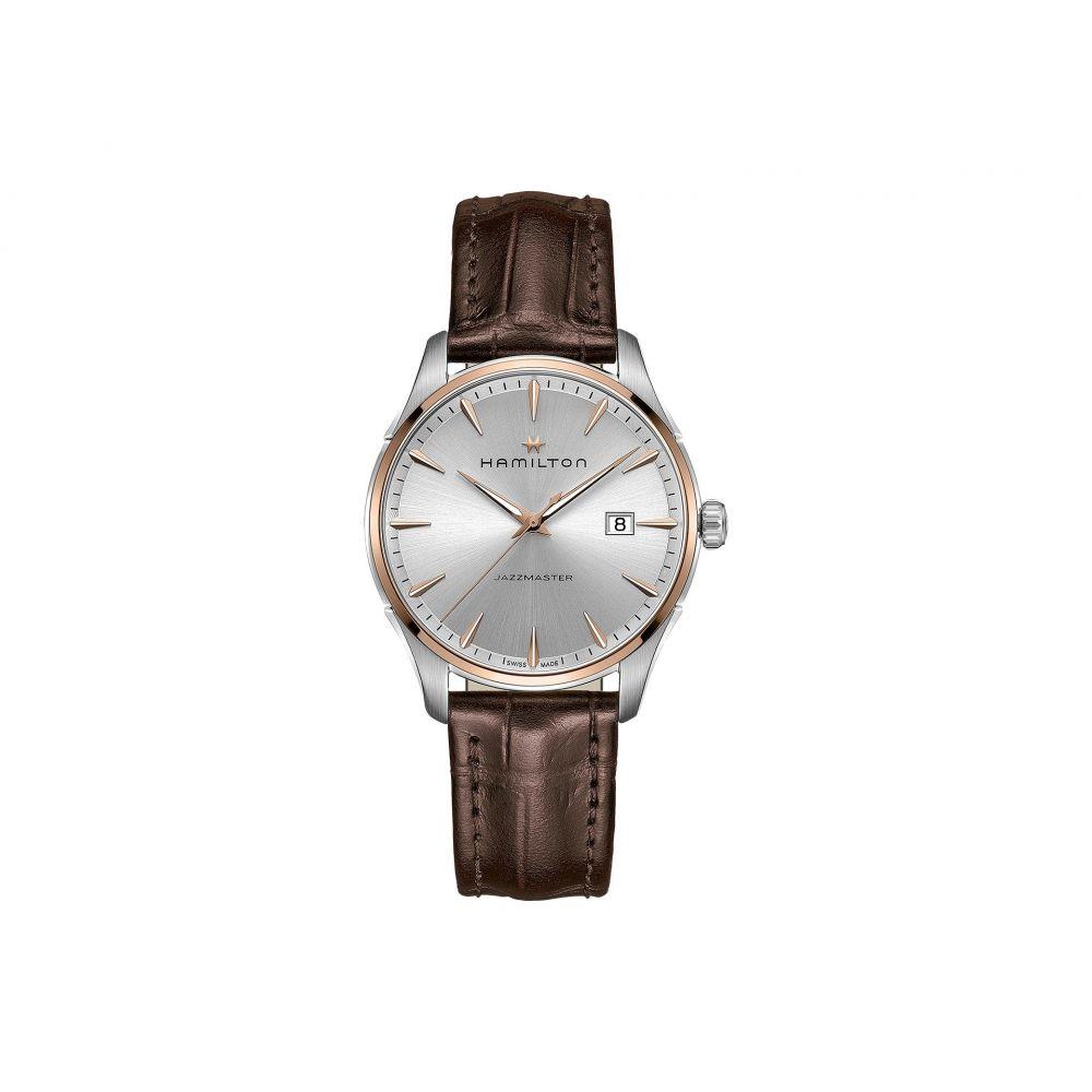 ハミルトン メンズ 腕時計【Jazzmaster Gent - H32441551】Silver