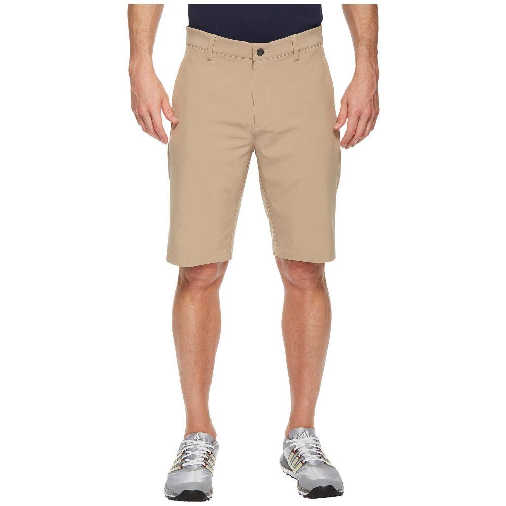 アディダス メンズ ゴルフ ボトムス・パンツ【Ultimate 365 3-Stripes Shorts】Khaki