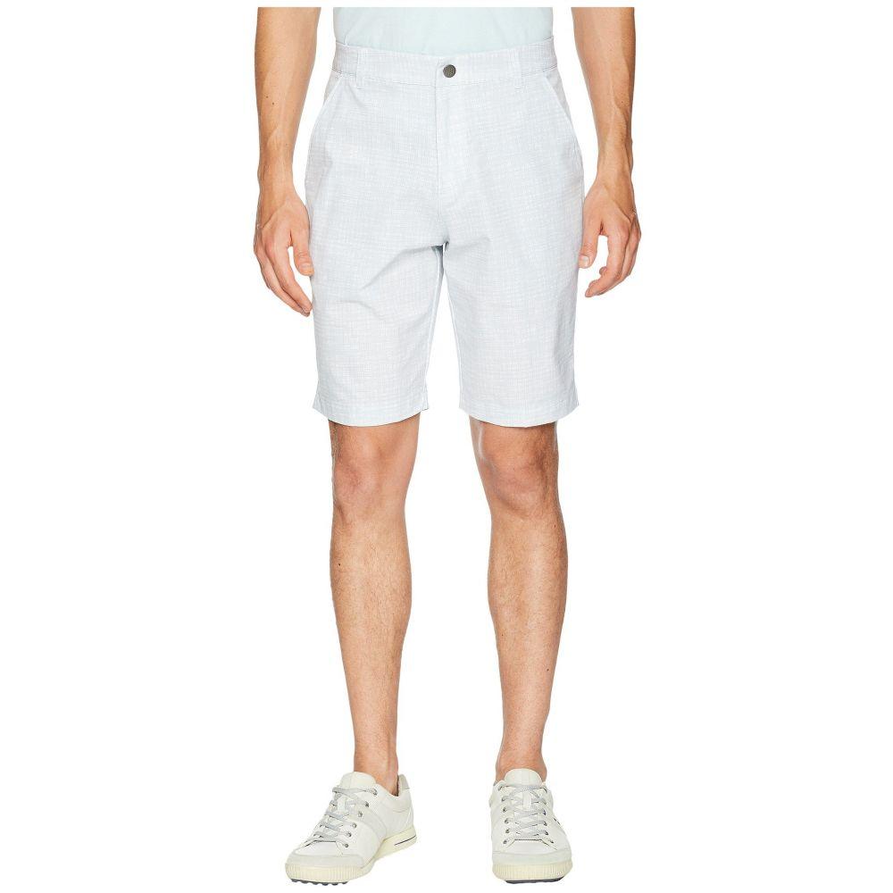 a013b31a5bd7f プーマ メンズ ゴルフ ボトムス・パンツ【PWRCOOL Mesh Plaid Shorts】Bright White