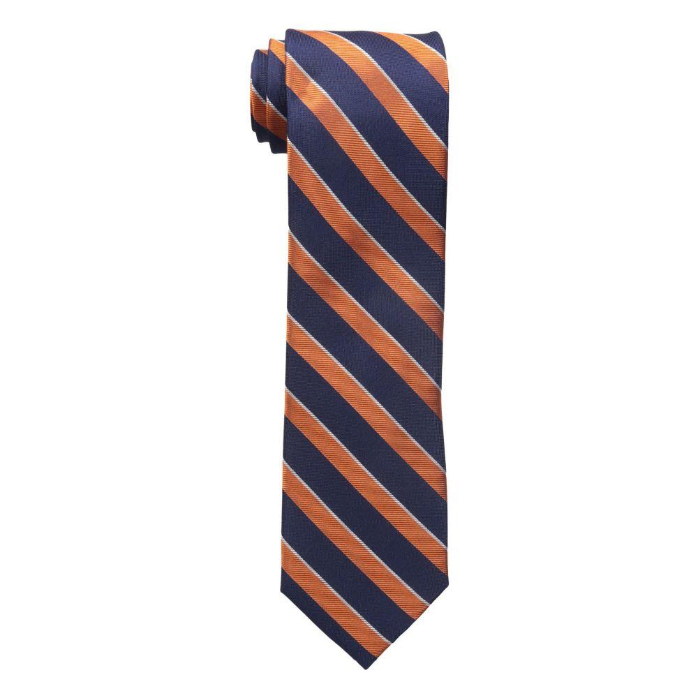 トミー ヒルフィガー メンズ ネクタイ【Twill Stripe】Orange