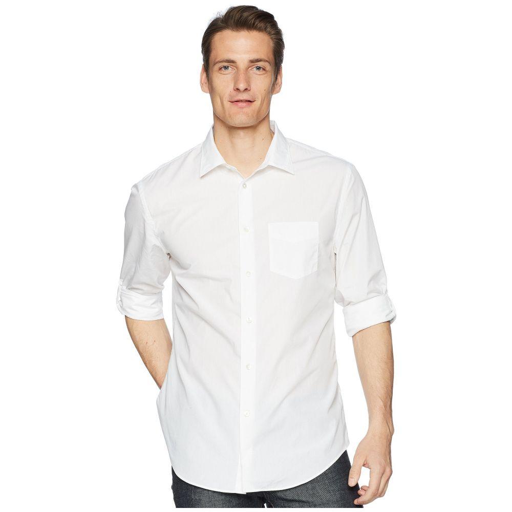 ジョン バルベイトス メンズ トップス シャツ【Slim Fit Sport Shirt W433P3】White