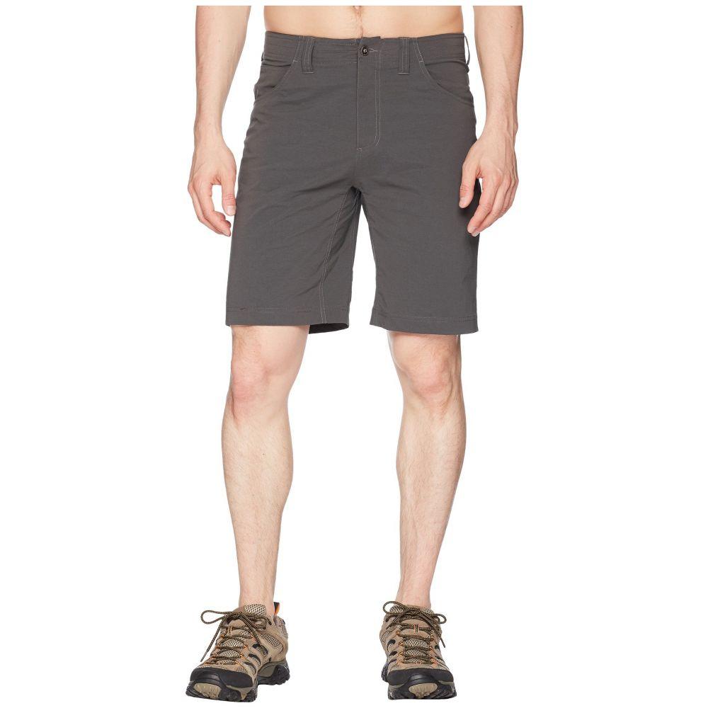 マーモット メンズ ハイキング・登山 ボトムス・パンツ【Syncline Shorts】Slate Grey