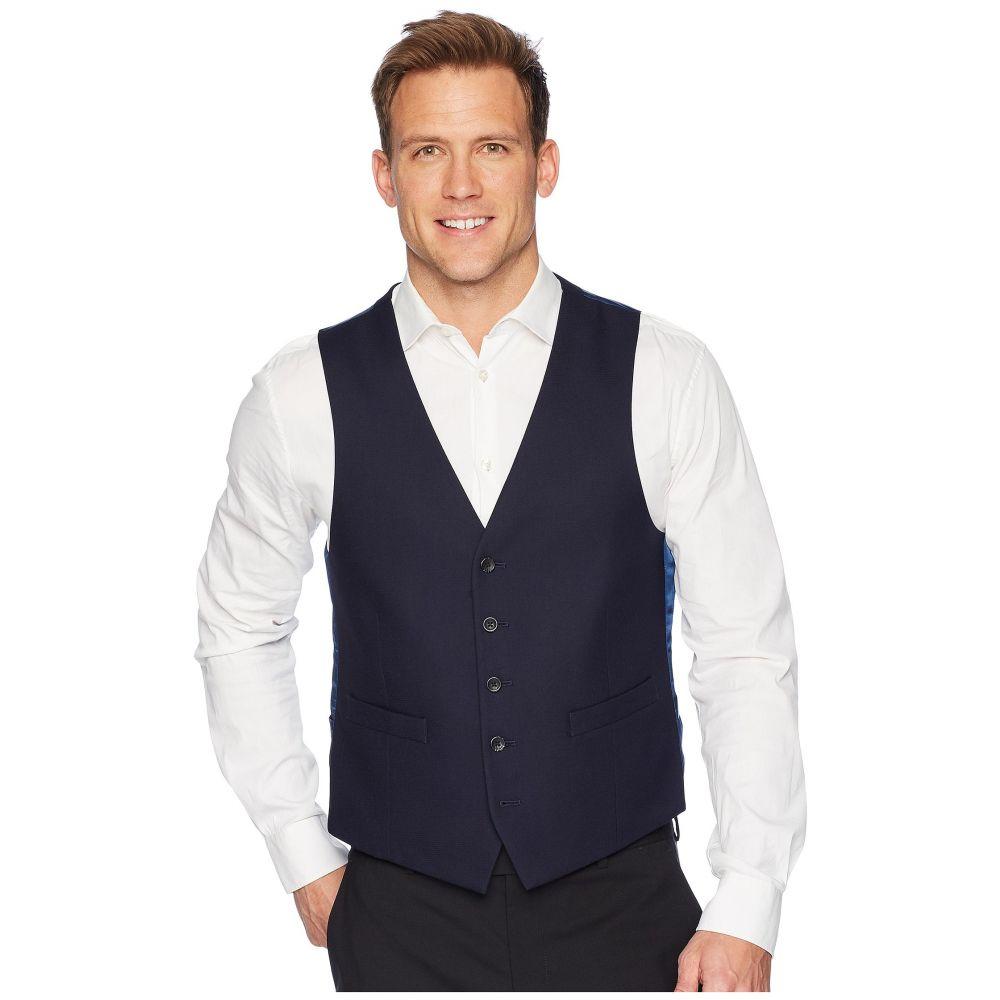 高速配送 ケネス コール メンズ コール トップス ケネス ベスト・ジレ【Techni-Cole Stretch Suit メンズ Separate Vest】Navy Shadow Check, 江府町:e20f72d5 --- portalitab2.dominiotemporario.com