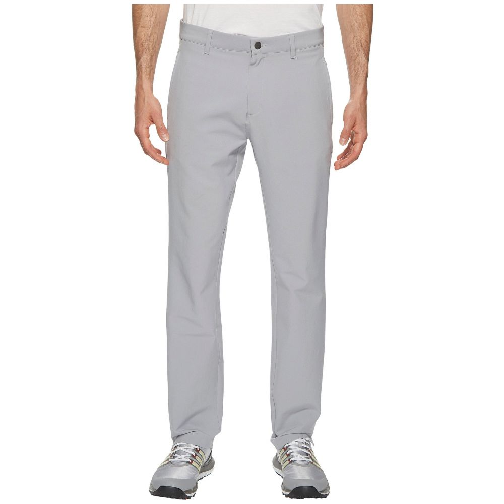 アディダス メンズ ゴルフ ボトムス・パンツ【Ultimate+ 3-Stripes Pants】Mid Grey
