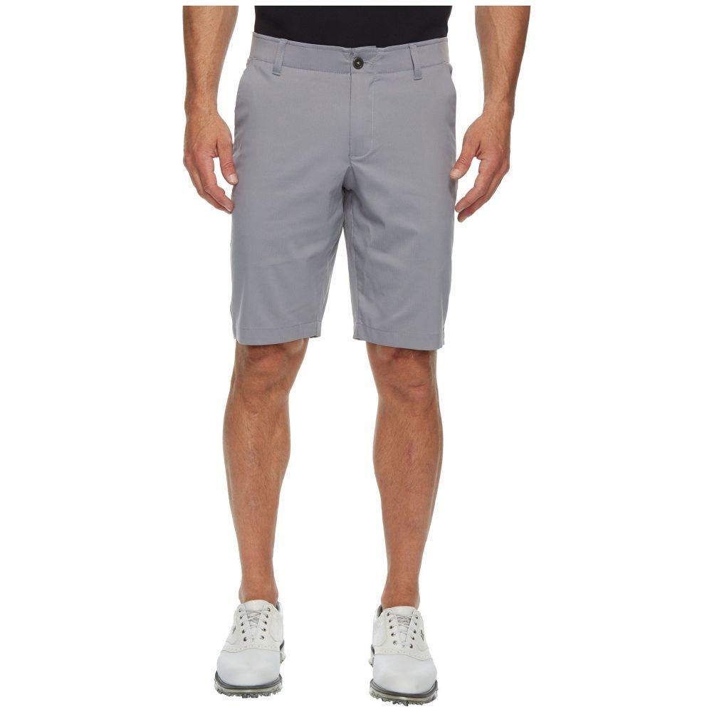 アンダーアーマー メンズ ゴルフ ボトムス・パンツ【UA Showdown Tapered Shorts】Zinc Gray/Steel Medium Heather/Zinc Gray