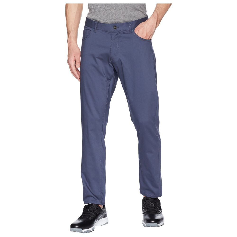 ナイキ メンズ ゴルフ ボトムス・パンツ【Flex Five-Pocket Pants】Thunder Blue/White