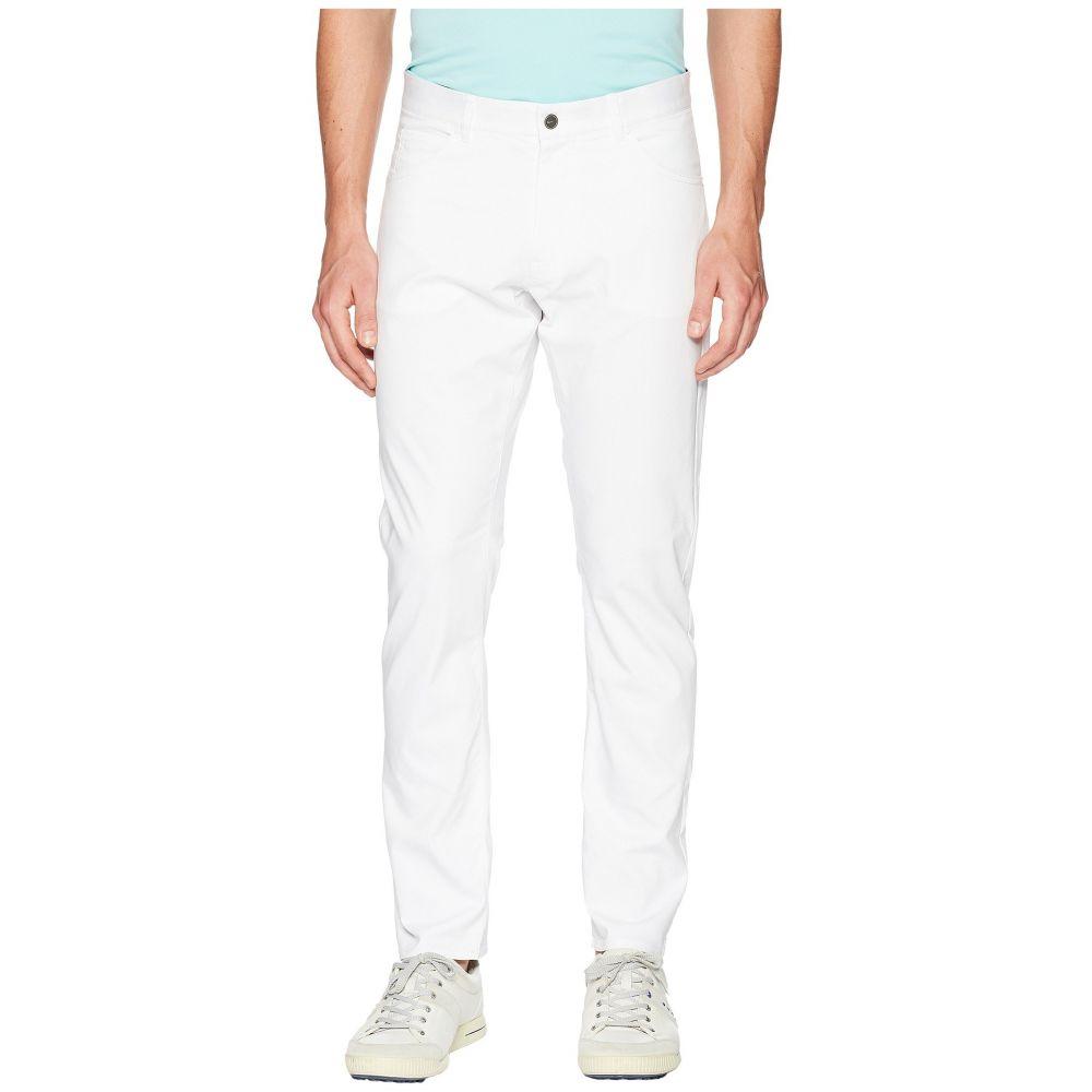 ナイキ メンズ ゴルフ ボトムス・パンツ【Flex Five-Pocket Pants】White/White