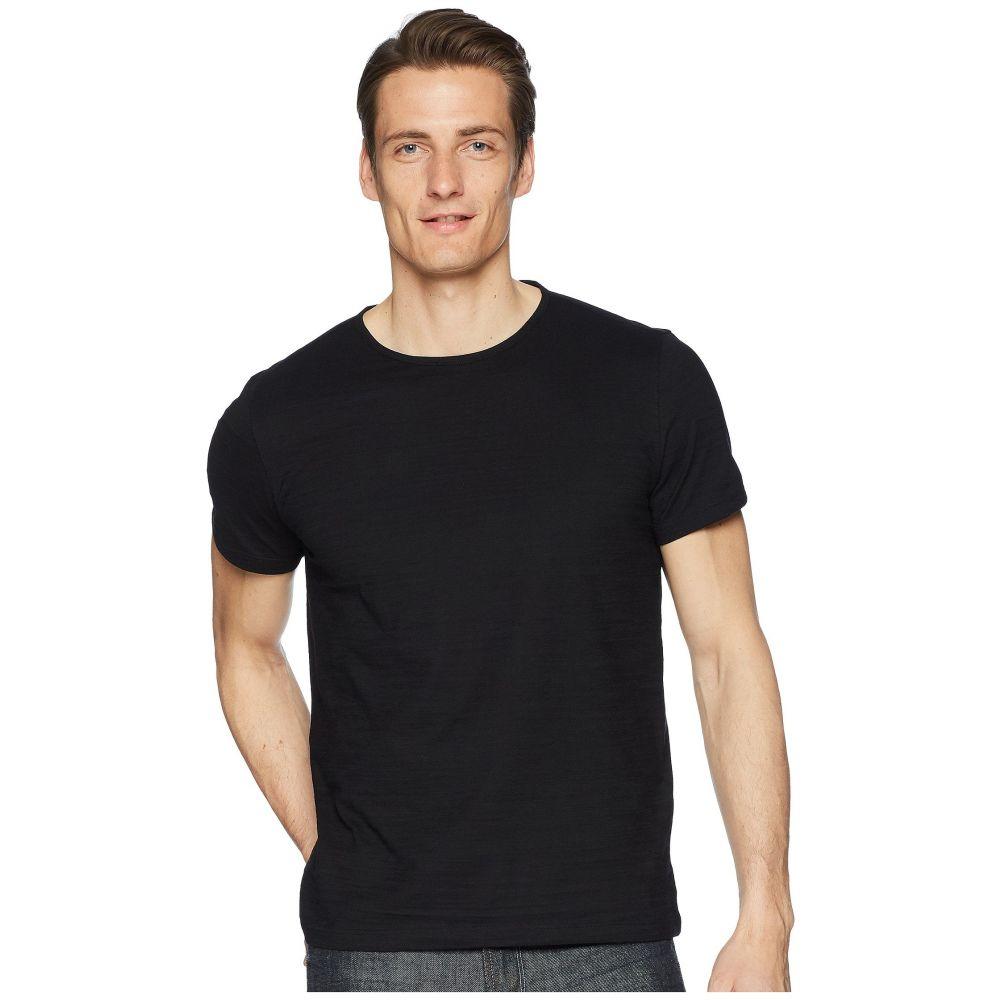 ジョン バルベイトス メンズ トップス Tシャツ【Short Sleeve Knit Crew Neck T-Shirt K1762R2】Black