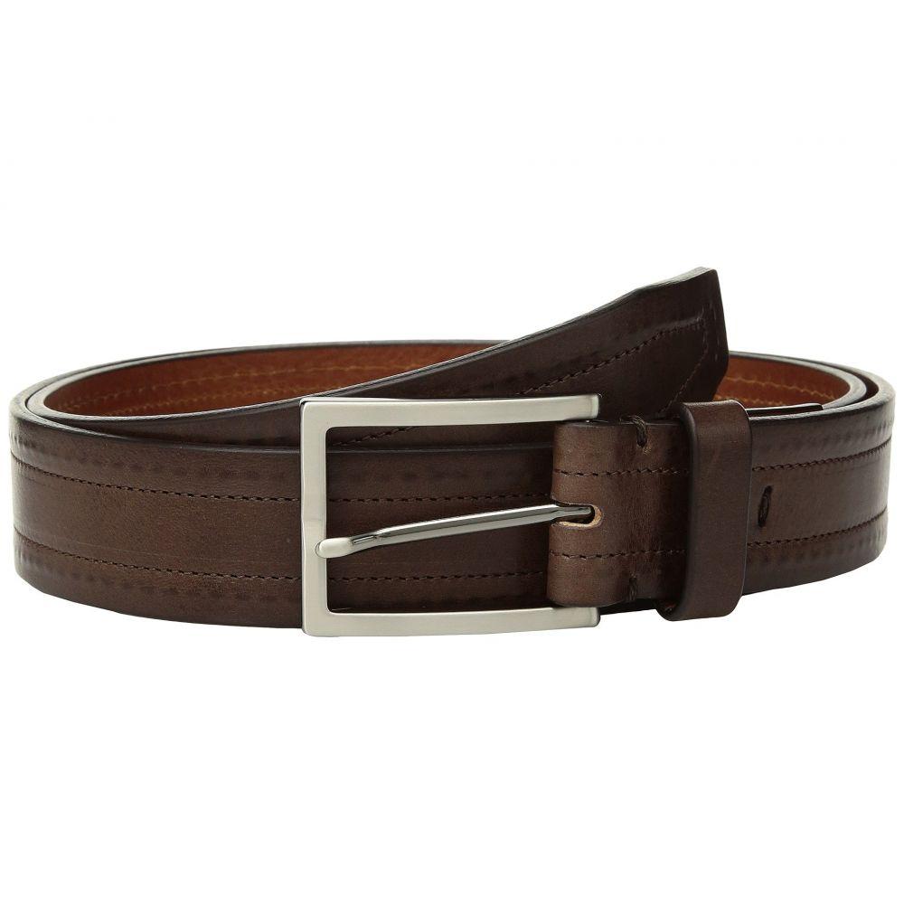 トラファルガー メンズ ベルト【Wesley Belt 35mm】Brown