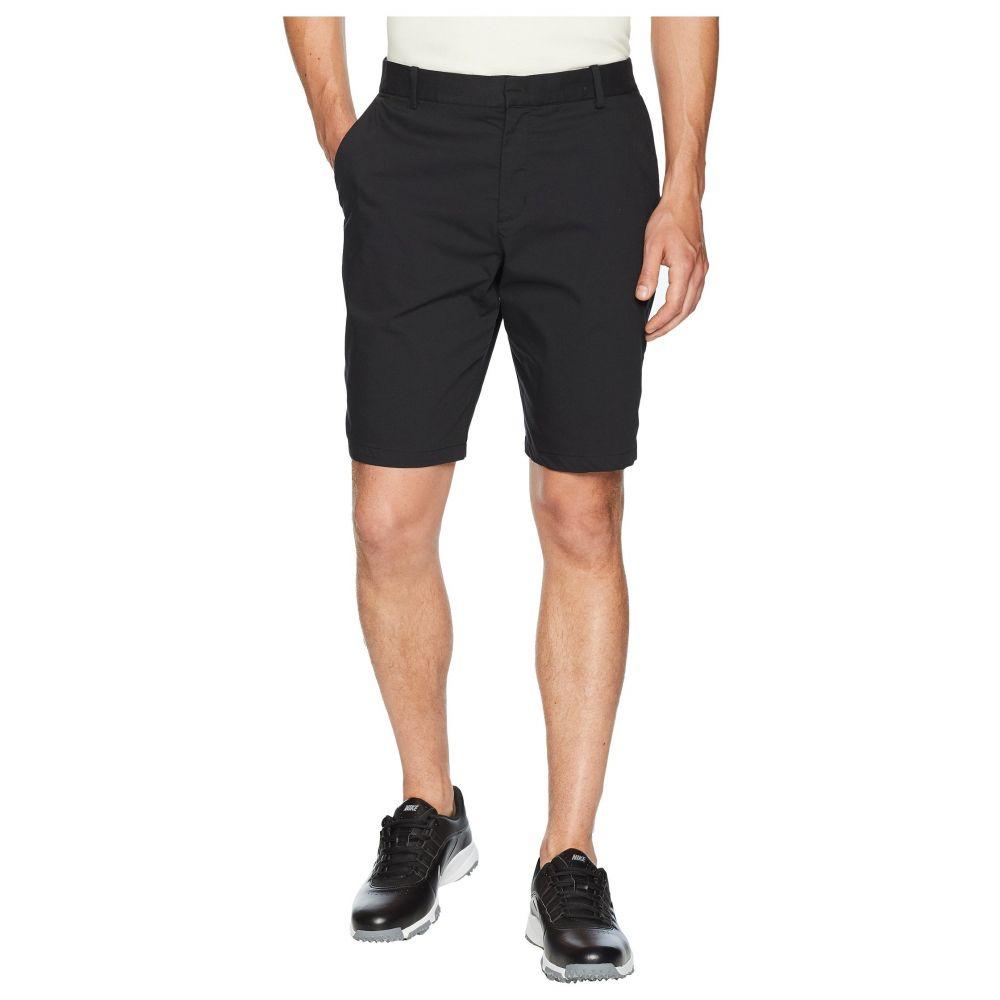 ナイキ メンズ ゴルフ ボトムス・パンツ【Flex Shorts Slim Washed】Black/Black