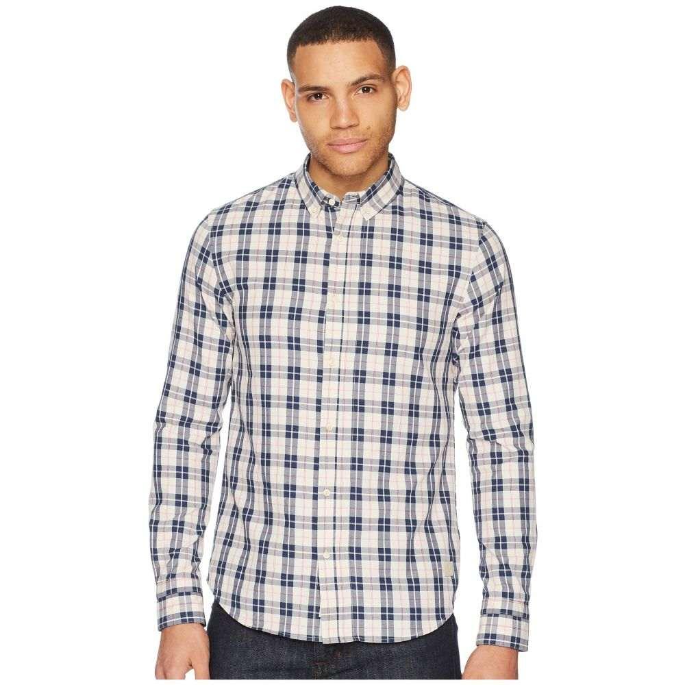 スコッチ&ソーダ メンズ トップス シャツ【Classic Twill Shirt in Yarn-Dyed Check Pattern】Combo A