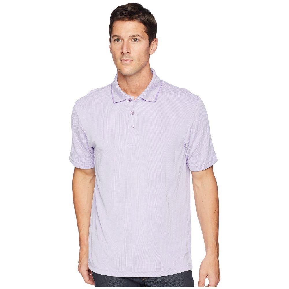 ブガッチ メンズ トップス ポロシャツ【Short Sleeve Polynosic Polo】Lavender