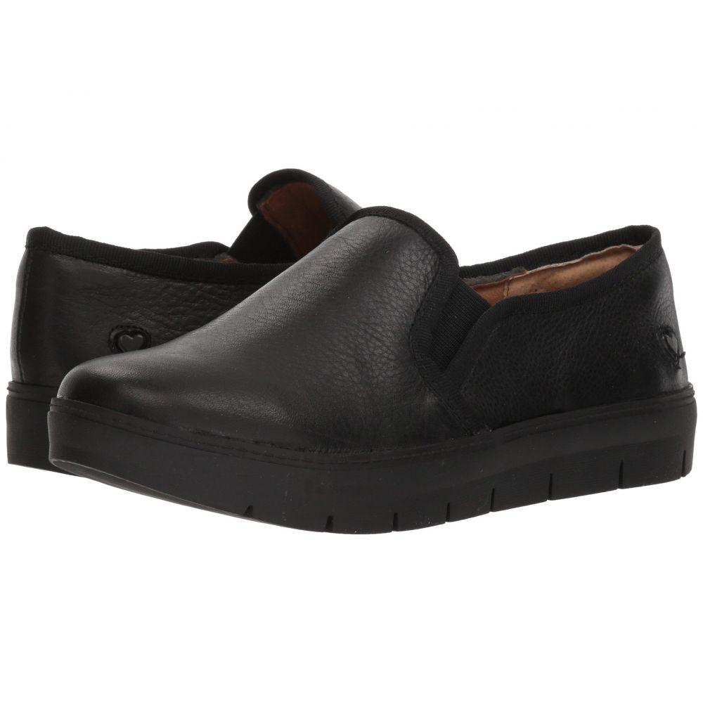 ナースメイト レディース シューズ・靴 スニーカー【Adela】Black