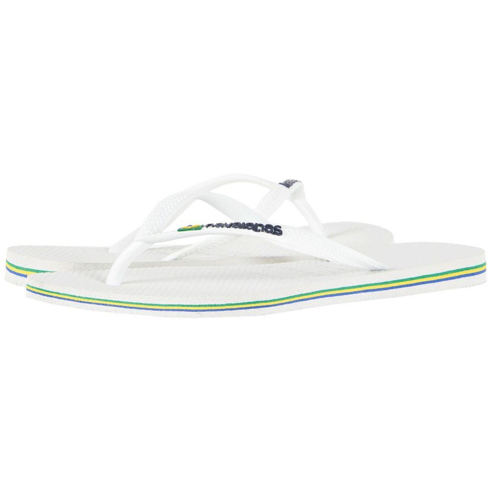 【送料無料】 BRAZIL LOGO 【海外限定】 【 HAVAIANAS FLIP FLOP 】 メンズ靴