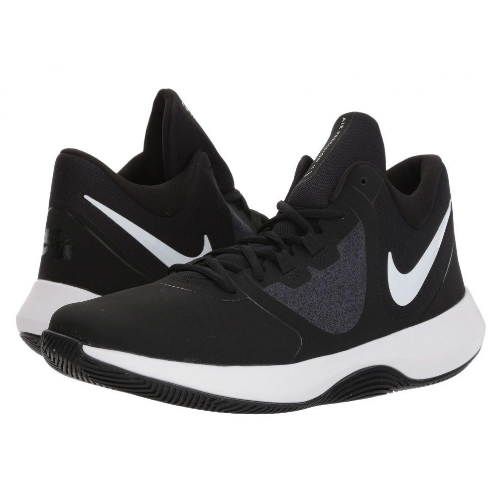 ナイキ メンズ バスケットボール シューズ・靴【Air Precision II】Black/White 2
