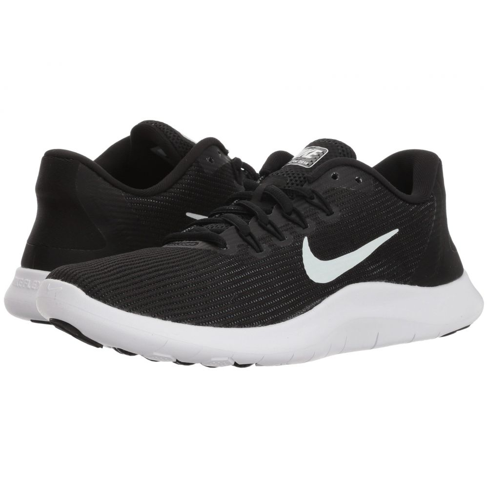 ナイキ レディース ランニング・ウォーキング シューズ・靴【Flex RN 2018】Black/White/Black