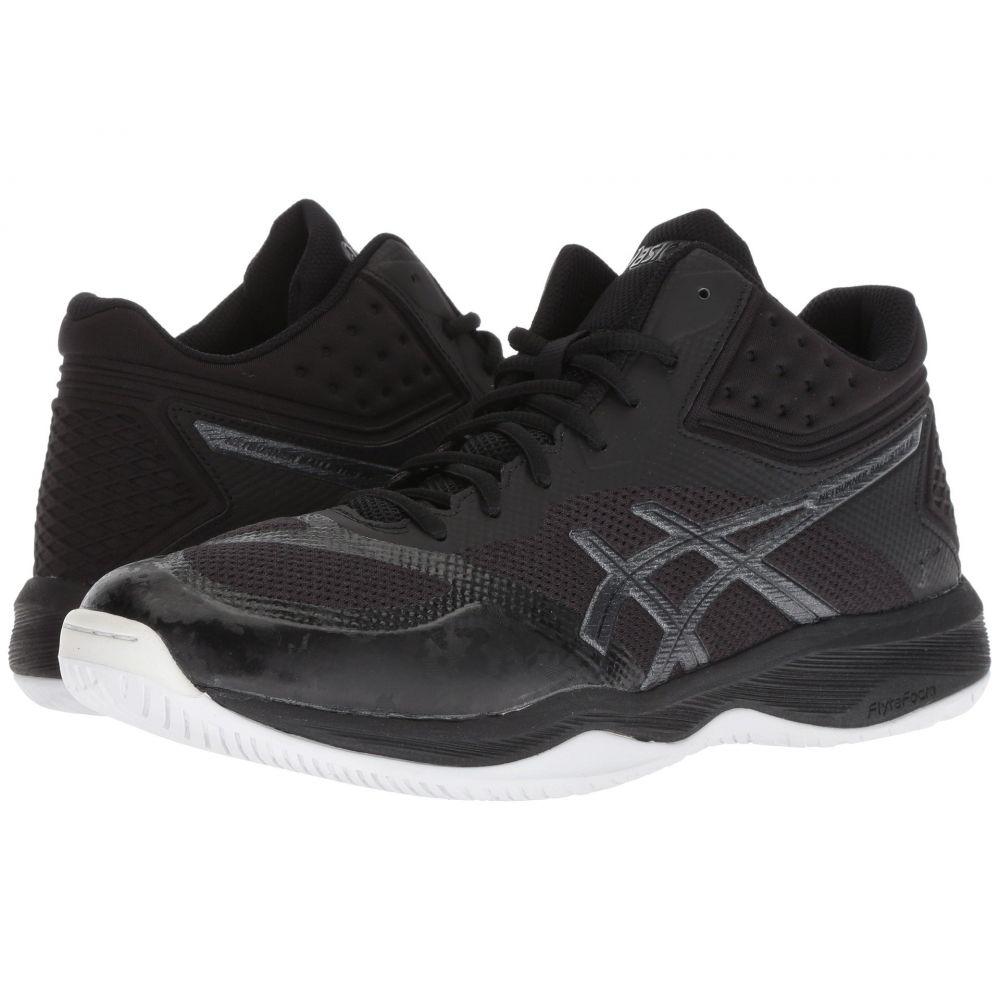 アシックス メンズ ランニング・ウォーキング シューズ・靴【Netburner Ballistic FF MT】Black/Black