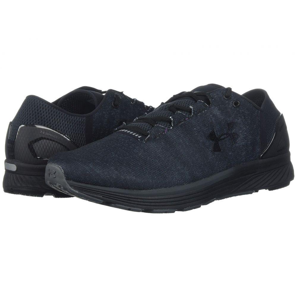 アンダーアーマー メンズ ランニング・ウォーキング シューズ・靴【Charged Bandit 3】Black/Stealth Gray/Black