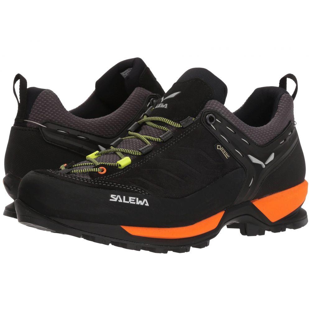 サレワ メンズ ハイキング・登山 シューズ・靴【Mountain Trainer GTX】Black Out/Holland