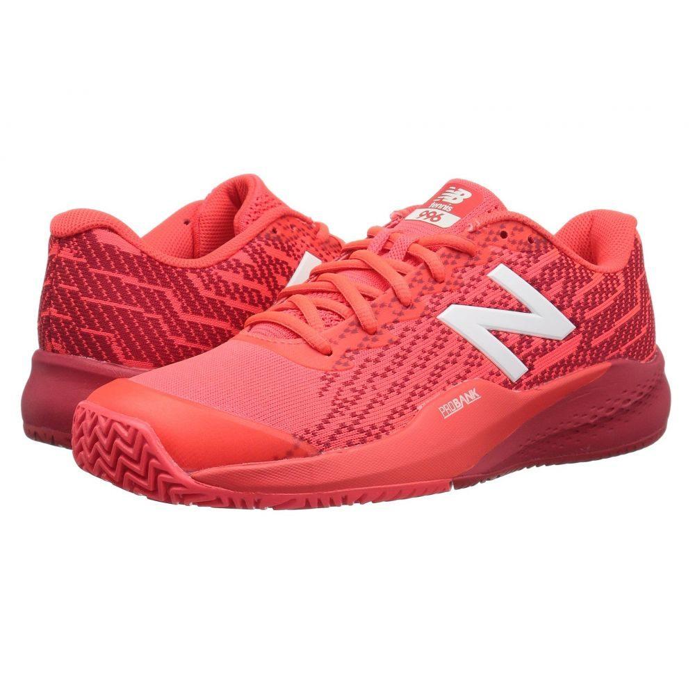 ニューバランス メンズ テニス シューズ・靴【MCY996v3】Flame/Red
