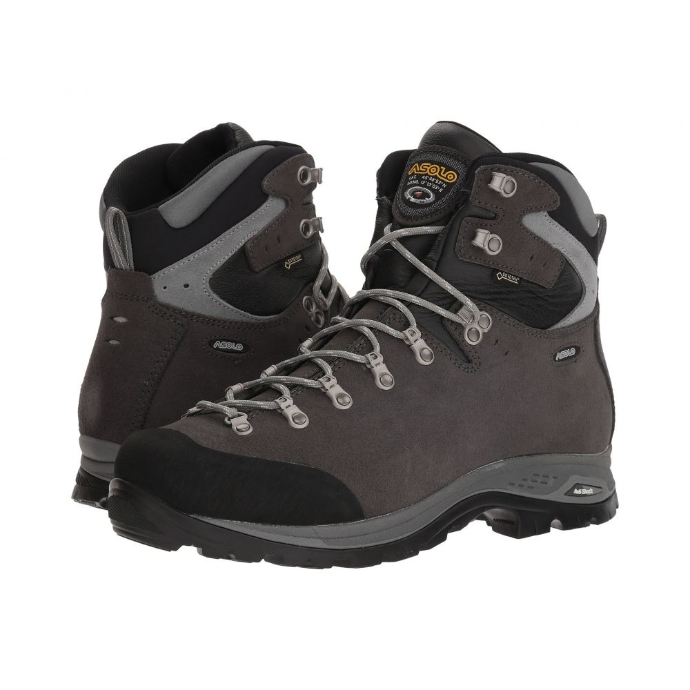 アゾロ メンズ ハイキング・登山 シューズ・靴【Greenwood GV GM】Graphite