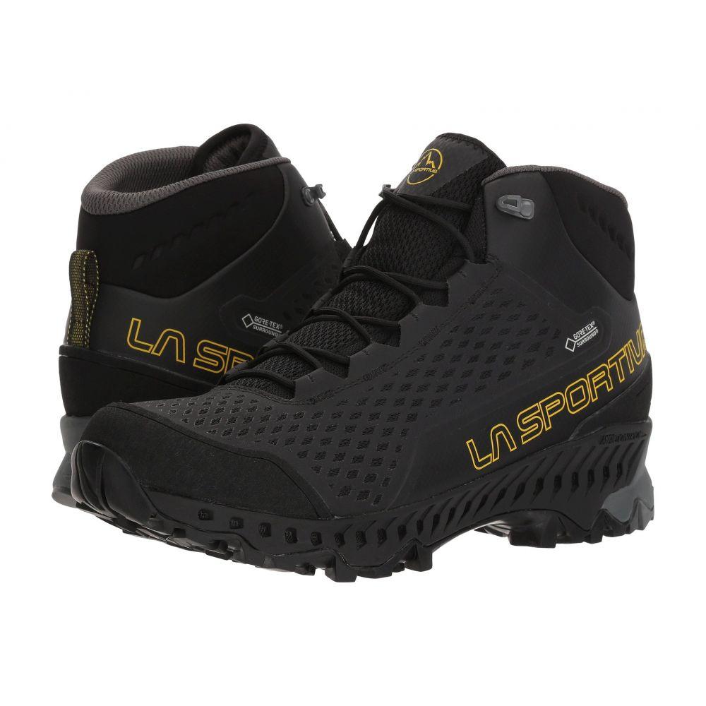 ラスポルティバ メンズ ハイキング・登山 シューズ・靴【Stream GTX】Black/Yellow