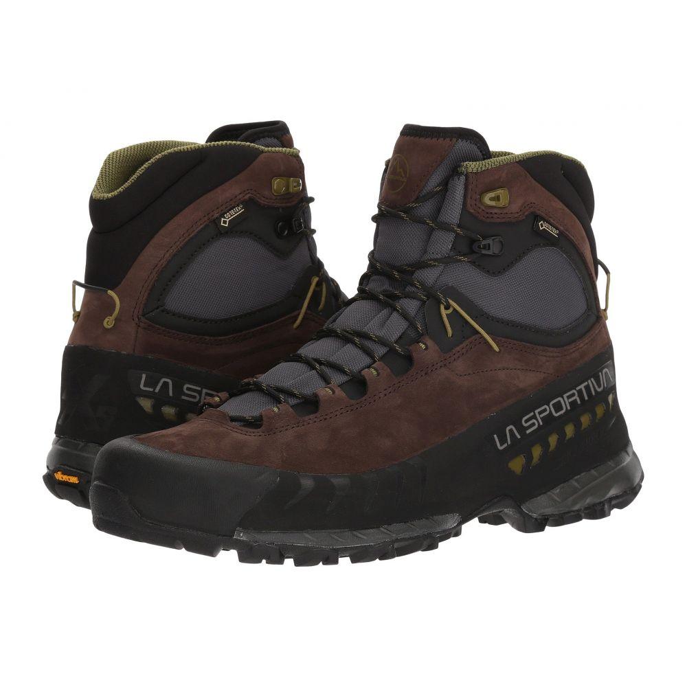 ラスポルティバ メンズ ハイキング・登山 シューズ・靴【TX5 GTX】Chocolate/Avocado