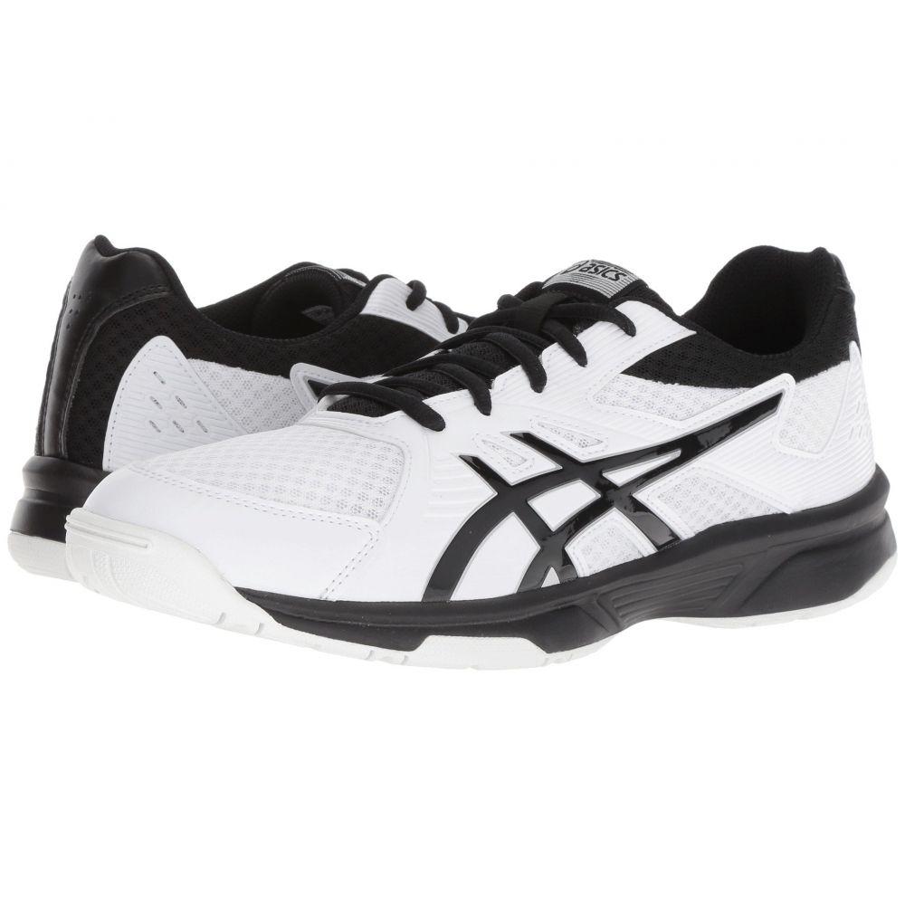 アシックス メンズ バレーボール シューズ・靴【Gel-Upcourt 3】White/Black