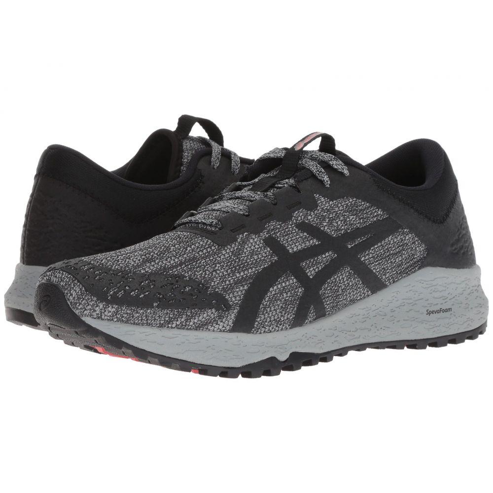アシックス メンズ ランニング・ウォーキング シューズ・靴【Alpine XT】Mid Grey/Black