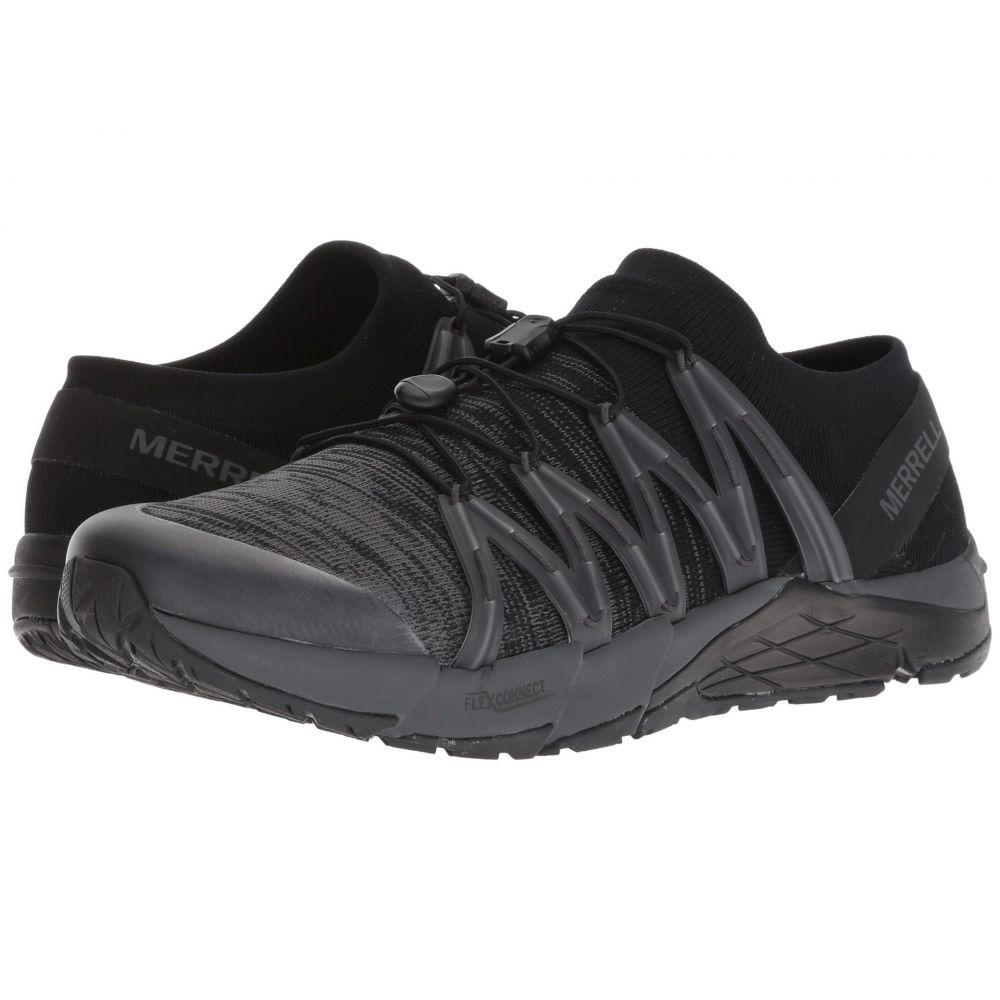 メレル メンズ ランニング・ウォーキング シューズ・靴【Bare Access Flex Knit】Black 2