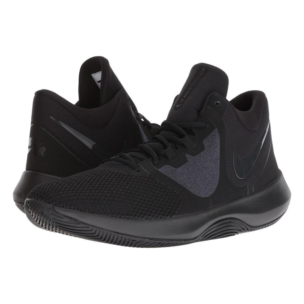 ナイキ メンズ バスケットボール シューズ・靴【Air Precision II】Black/Anthracite