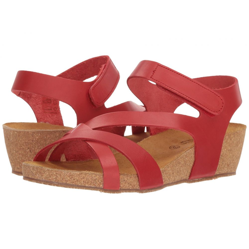 エリック マイケル レディース シューズ・靴 サンダル・ミュール【Havana】Red