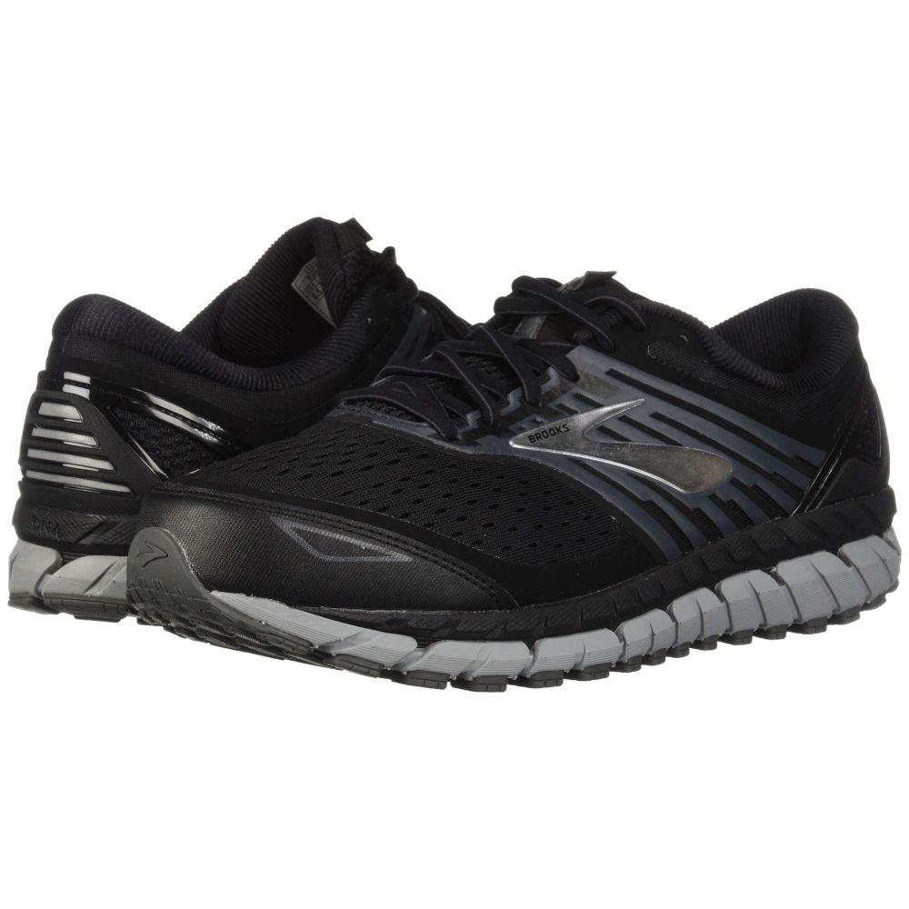 ブルックス メンズ ランニング・ウォーキング シューズ・靴【Beast '18】Black/Grey/Silver