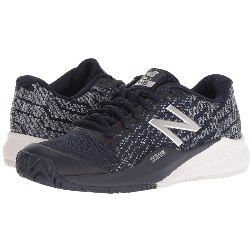 ニューバランス レディース テニス シューズ・靴【WCH996v3】Pigment/White