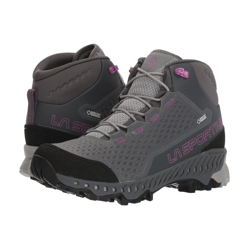 ラスポルティバ レディース ハイキング・登山 シューズ・靴【Stream GTX】Carbon/Purple