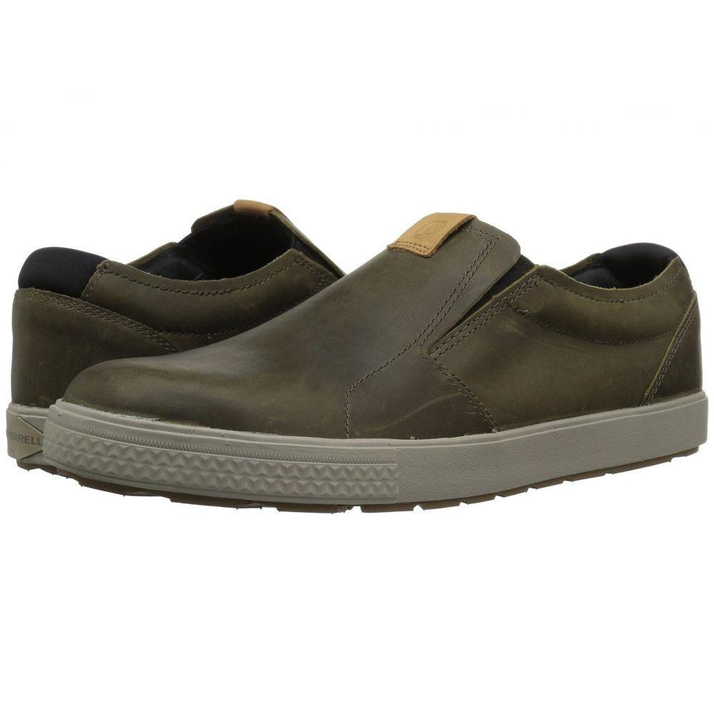 メレル メンズ シューズ・靴 スニーカー【Barkley Moc】Dusty Olive