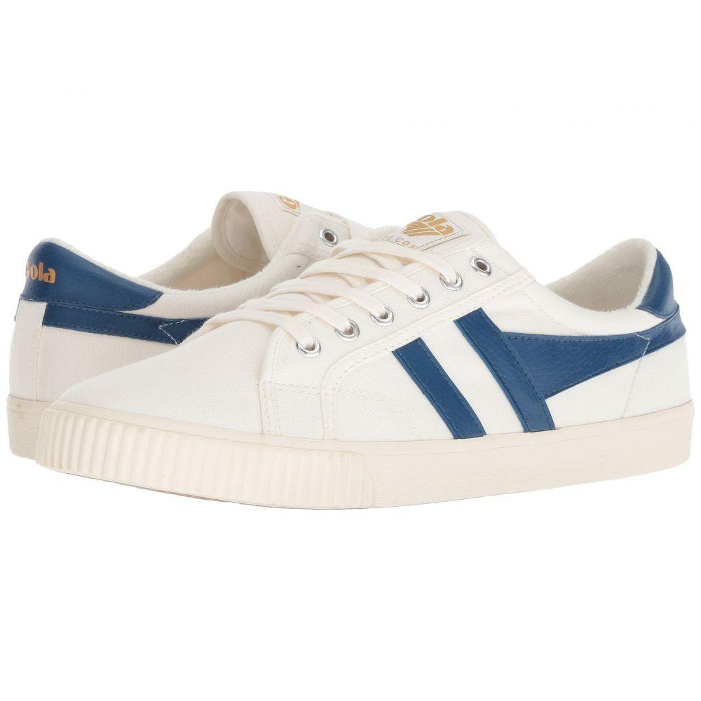ゴーラ メンズ テニス シューズ・靴【Tennis】Off-White/Heritage Blue