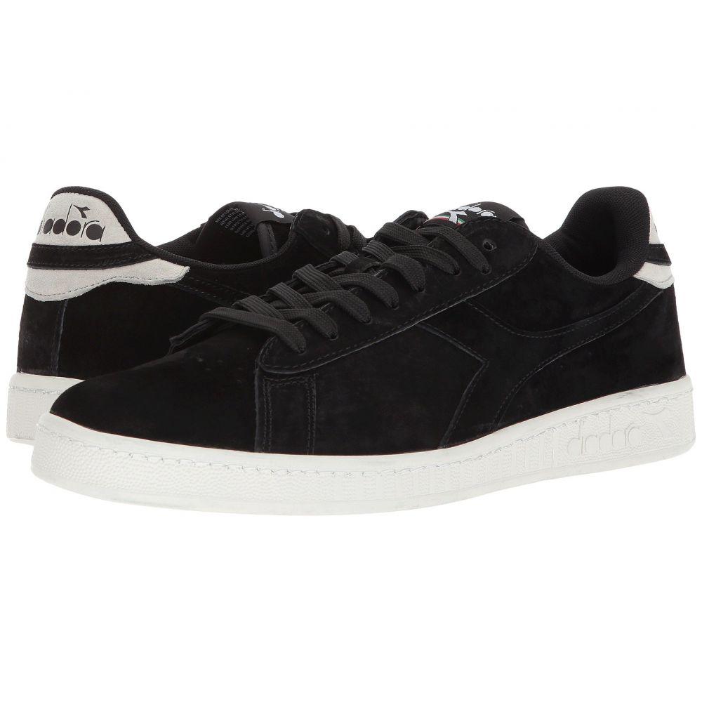 ディアドラ レディース テニス シューズ・靴【Game Low S】Black